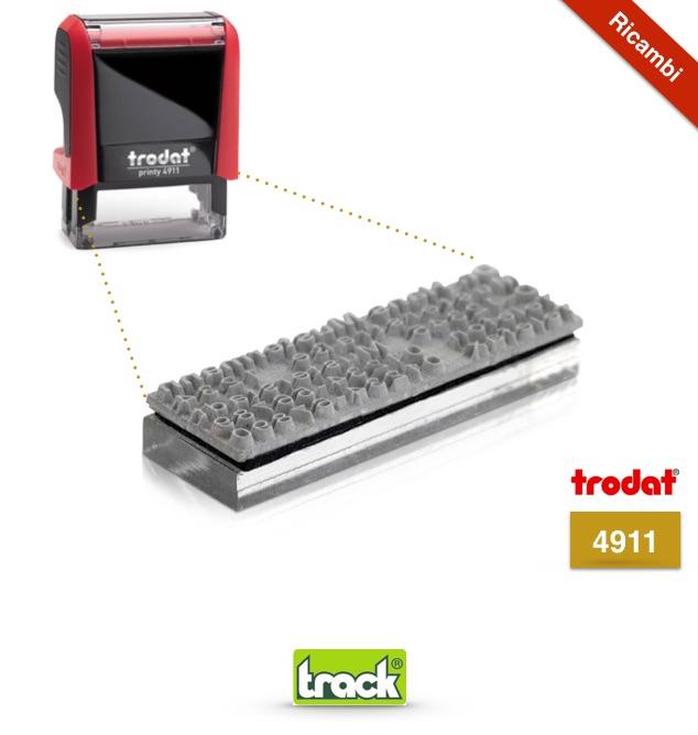 Ricambio per Timbro 4911 Trodat Prezzi e Vendita Online